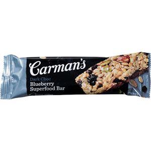 (まとめ買い)カーマンズ チョコブルーベリー ミューズリーバー 35g×20セット
