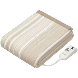 パナソニック 電気かけしき毛布 シングルMサイズ DB-R31M-C ベージュ