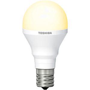 東芝 LED電球(ミニクリプトンタイプ) 広配光 60W形相当 電球色 LDA7L-G-E17/S/60W