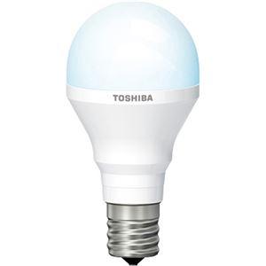 東芝 LED電球(ミニクリプトンタイプ) 広配光 60W形相当 昼白色 LDA7N-G-E17/S/60W