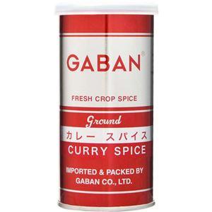 (まとめ買い)ギャバン カレースパイス 缶 100g×6セット