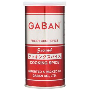(まとめ買い)ギャバン クッキングスパイス 120g×6セット