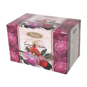 (まとめ買い)コンチネンタルセレクション ローズヒップ&ハイビスカス 25袋×4セット