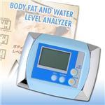 ボディファット&ウォーター レベルアナライザー(体脂肪水分計)