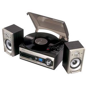 レコードプレーヤーCDコンポ 通販