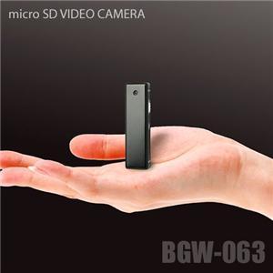 microSDビデオカメラ BGW-063