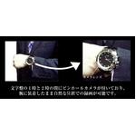 腕時計型ビデオカメラ  WATCH MIRUMIRU