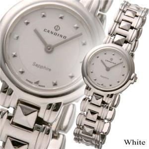 CANDINO ブレスウォッチ CQB6250 ホワイト