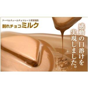 割れチョコ ミルク 800g 【クーベルチュールチョコレート】