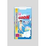 Goo.n(グーン) おむつ 肌ごこちパンツ Lサイズ 54枚 男の子 【3セット】