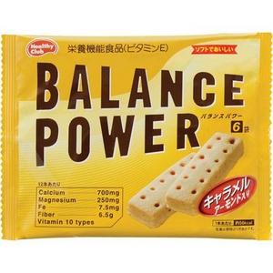 バランスパワー6袋入 キャラメル味 【10パックセット】