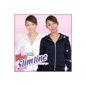 K-1 EX リアルサウナスーツ スリムライン ホワイト Mサイズ