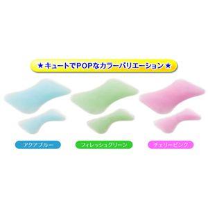カラフルエコクール(冷却まくら)/フレッシュグリーン【4セット】