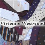 Vivienne Westwood ネクタイ 133 グレー