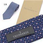 TRUSSARDI ネクタイ 2008SS  18/32560-7