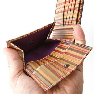 Paul Smith(ポールスミス) 二つ折財布 1033/W145 ブラウン