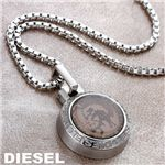 DIESEL(ディーゼル) ユニセックスネックレス DX0192