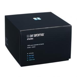エアアロマ 100%ピュアエッセンシャルオイル SHADES mistral-Box set ミストラルボックスセット(4本)
