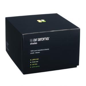 エアアロマ 100%ピュアエッセンシャルオイル SHADES etesian-Box set エテジアンボックスセット(4本)