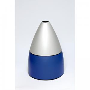 エアアロマ アロマディフューザー aromax silent(アロマックスサイレント) ブルー