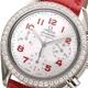 [ブランド時計]オメガ スピードマスター レディース オートマ ダイヤモンド 3815.79.40