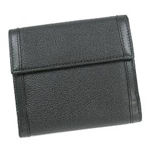 【ブランド7sale】9月14日まで5個限り限定特価 ブルガリ 26203 DOPPIOTONDO Wホック BK