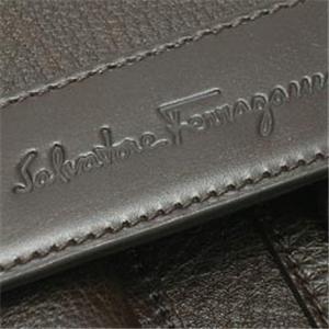 Ferragamo(フェラガモ) 245016 メンズアタッシュケース DBR