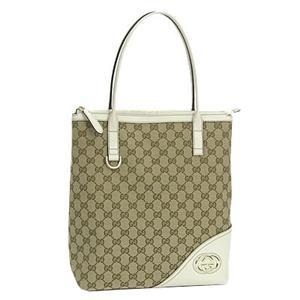 Gucci(グッチ) 182492 FCEKG 9761 トート BE/WT