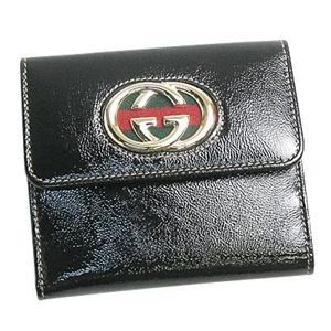 Gucci(グッチ) 162759 AB8JG 1060 Wホック BK