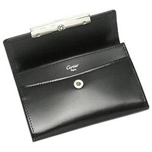 Cartier(カルティエ) L3000745 LOVE 名刺入れ BK