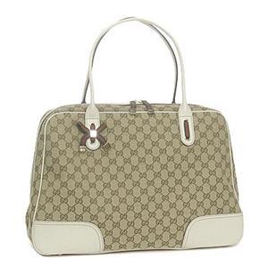 Gucci(グッチ) 162881 FCERG 8420 ボストン BE/WT