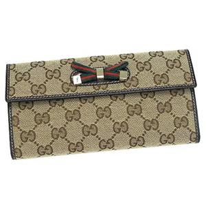 Gucci(グッチ) 167464 FCEZG 9791 長札 BE/DB