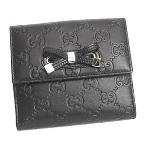 Gucci(グッチ) 167465 AA61G 1000 Wホック BK