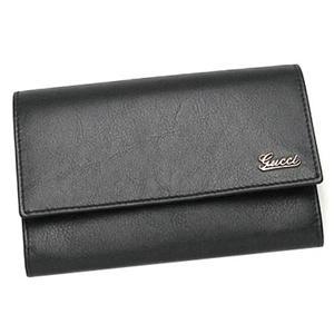 Gucci(グッチ) 190365 BCK0G 1000 長札 BK
