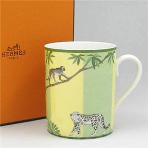 Hermes(エルメス) アフリカ マグカップ 3234