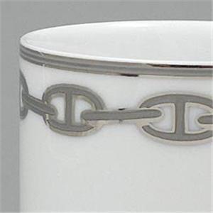 Hermes(エルメス) シェーヌダンクルPT マグカップ 4134