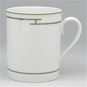 Hermes(エルメス) リズムグリーン マグカップ 4334