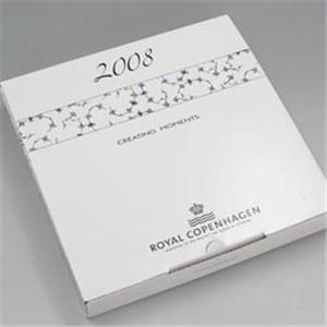 Royal Copenhagen イヤーズPL 2008