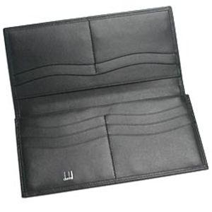 Dunhill(ダンヒル) LL1010A SENTRYMAN 財布 BK  【ブランド7sale】11月16日15時まで限定値下げ3個限り