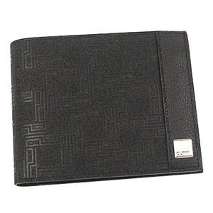 Dunhill(ダンヒル) OG3070A d-eight black 2つ折小銭入 BK