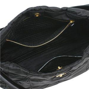 PRADA(プラダ) ショルダーバッグ TESSUTO QUILTING BR3780 Nero(ブラック)