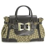 GUCCI(グッチ) ハンドバッグ QUEEN 189883 FAFXG COCOA/9643