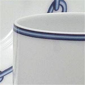 Hermes (エルメス) シェーヌダンクルブルー コーヒーC&Sペア 2717