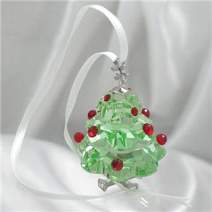 Swarovski (スワロフスキー) 904990 CHRISTMAS TREE ORNAME