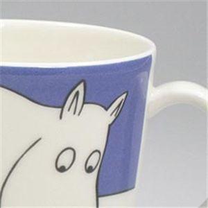 ARABIA ムーミン マグカップ ムーミンオンアイス