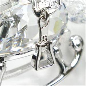 SWAROVSKI(スワロフスキー) 626866 ROCKING HORSE フィギュア