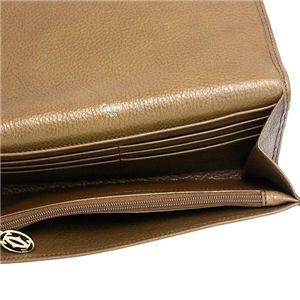 Cartier(カルティエ) 長札財布 L3000815 MARCELLO キャメル