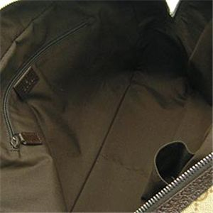 GUCCI(グッチ)ブリーフケース 189753 F4F5R 9791 ベージュ/ダークブラウン