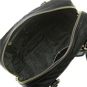 Prada (プラダ)ショルダーバッグ BL0561 TES VERNICE SH ブラック