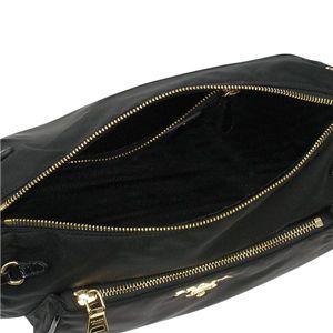 Prada (プラダ)ショルダーバッグ BR4081 TES VERNICE SH ブラック